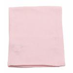 écharpe en cachemire rose pastel 2