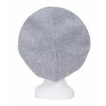 beret gris clair cachemire 2