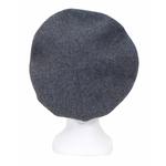 beret gris foncé cachemire 2