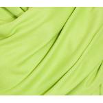 étole vert anis femme cachemire laine 3