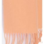 écharpe peche laine femme