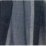 echarpe noir etamine de laine