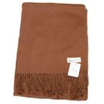 étole laine camel