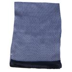 foulard en soie pour homme gris Antoine
