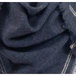 chale laine pour femme gris (2)