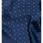 foulard en soie bleu marine homme émilien