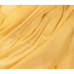 étole foulard jaune soie viscose
