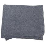 écharpe femme cachemire viscose gris andréa