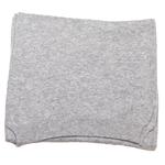 écharpe femme cachemire viscose gris clair andréa