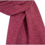 écharpe en cachemire rose chioné femme
