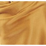 étole alpaga jaune