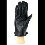 gants femme cuir noir noeud HA 45 2