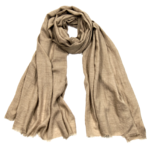 foulard chèche lin mixte beige CHEM-FAN 10 2_modifié-1