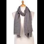 foulard chèche lin mixte gris  CHEM-FAN 09 1_modifié-1