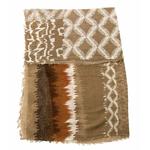 foulard cheche beige tie and dye 3