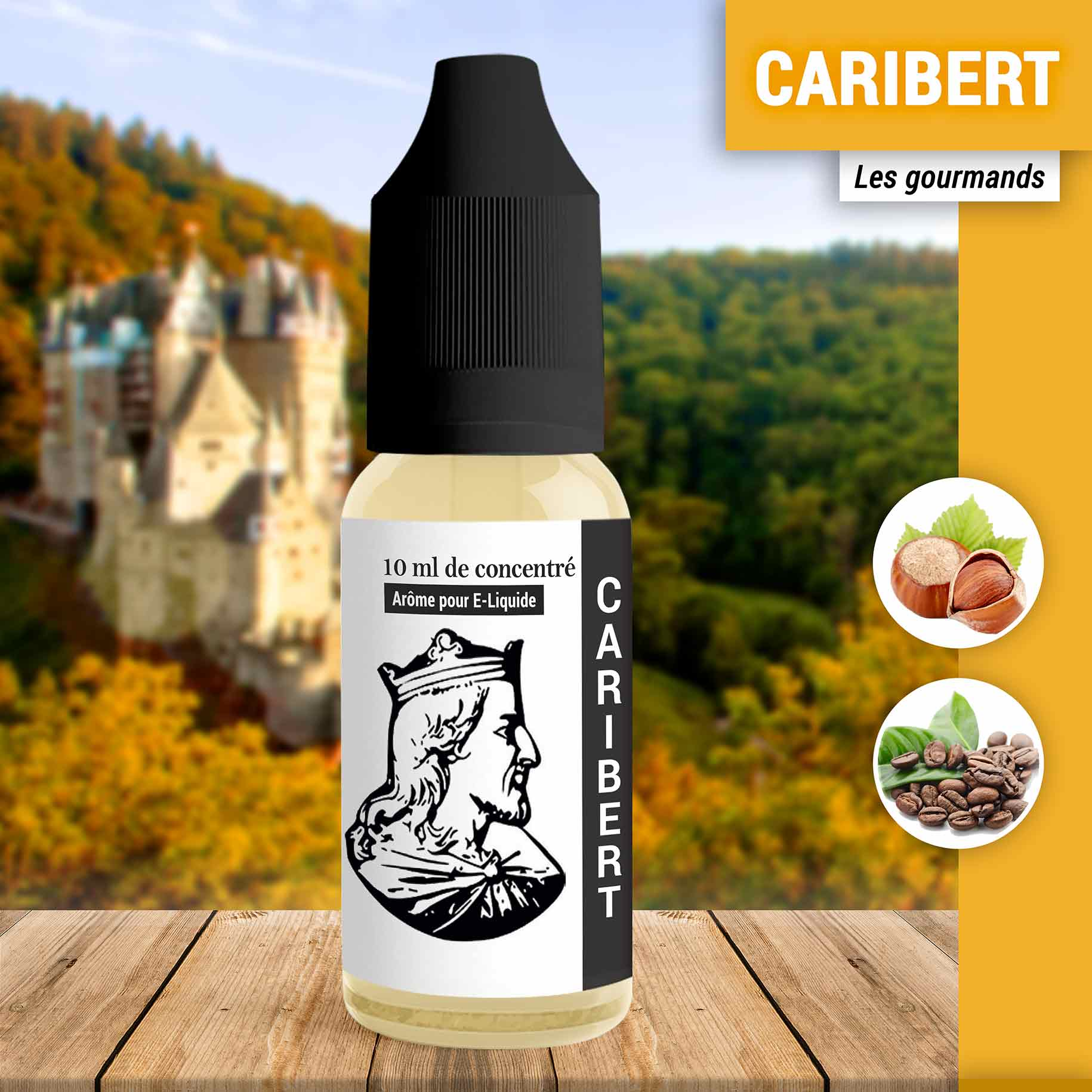 Concentré Caribert 10mL