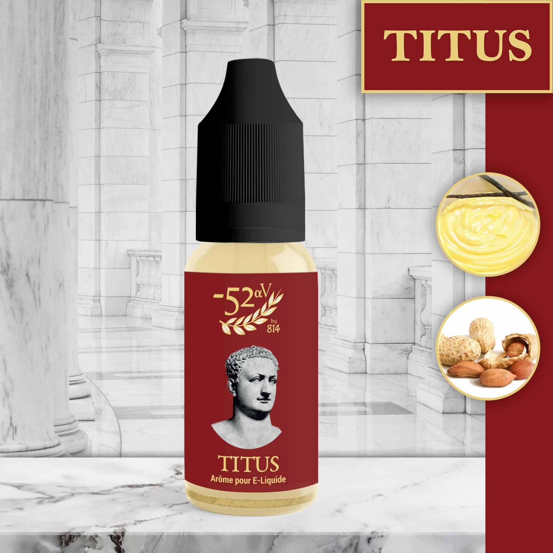 Concentré Titus en 10ml