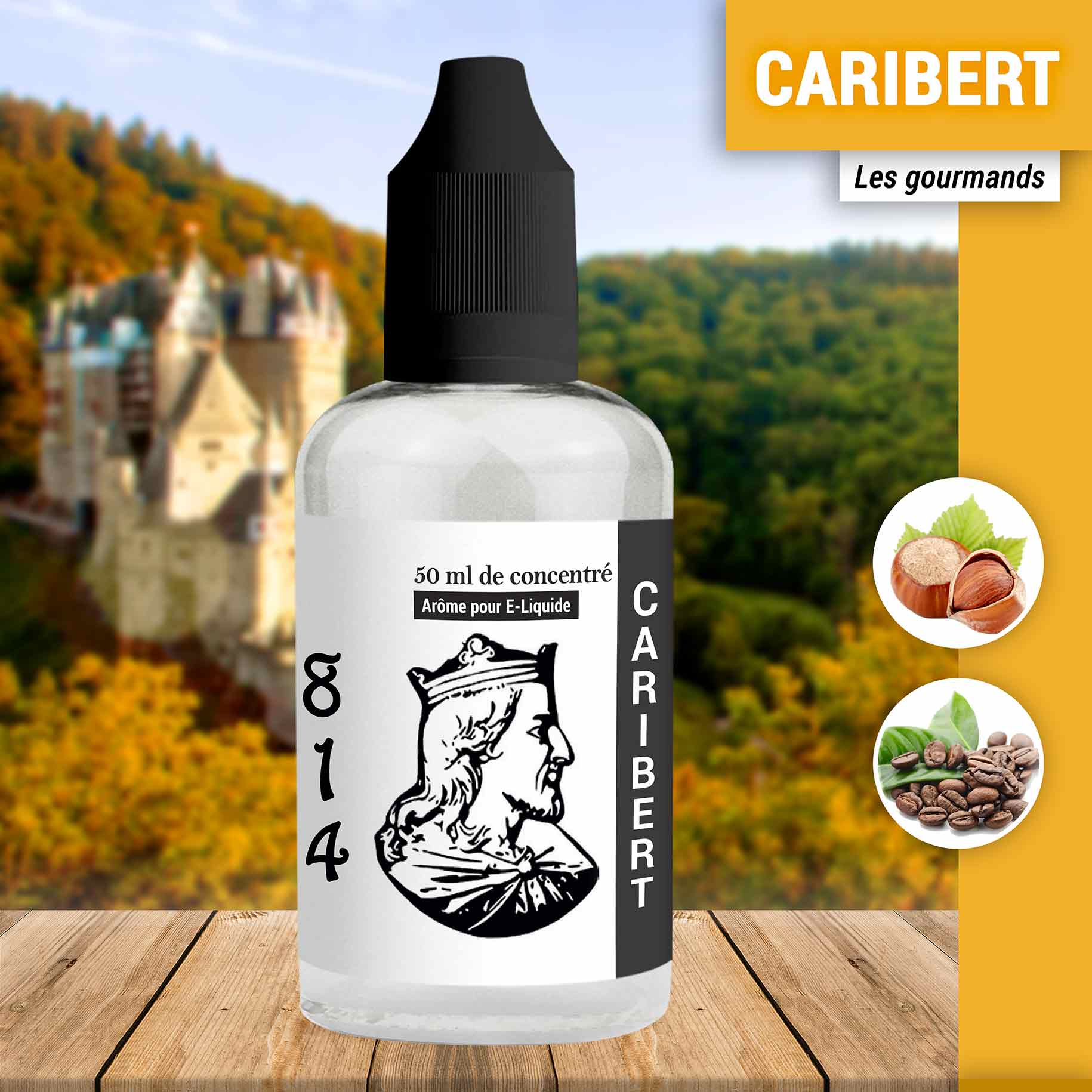 Concentré Caribert 50ml