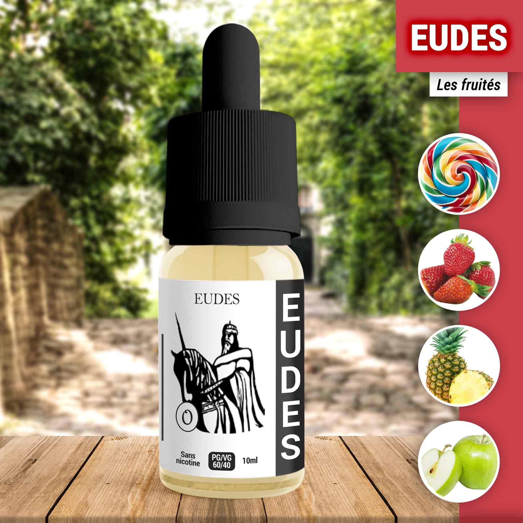 E-liquide Eudes 10ml