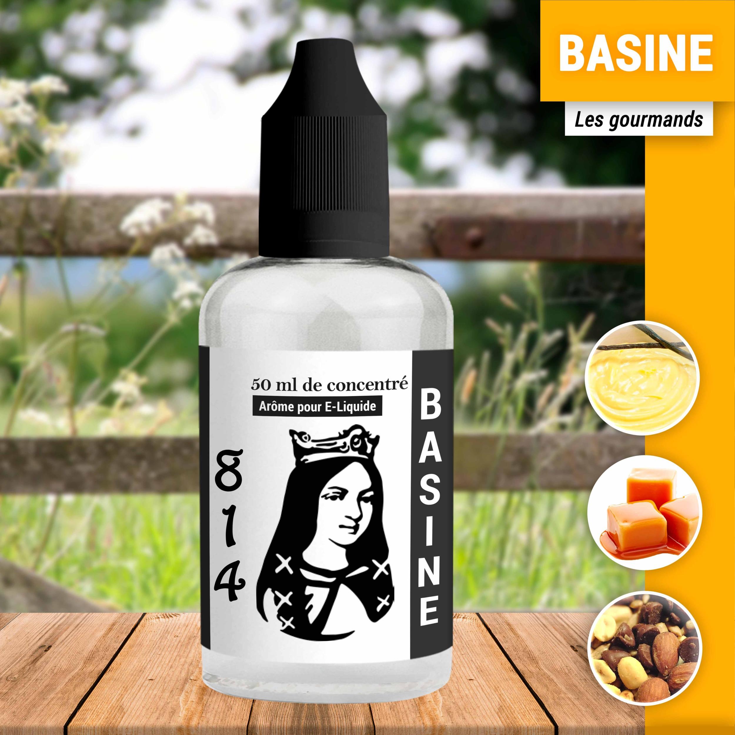 Concentré Basine 50ml
