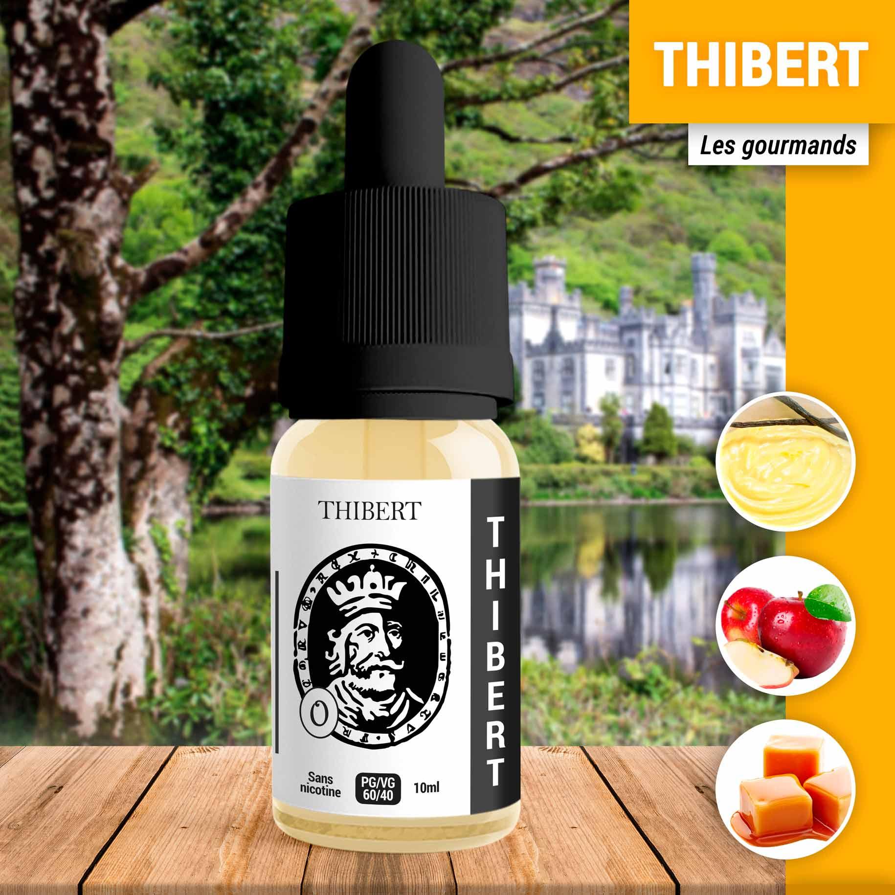 E-liquide Thibert 10mL