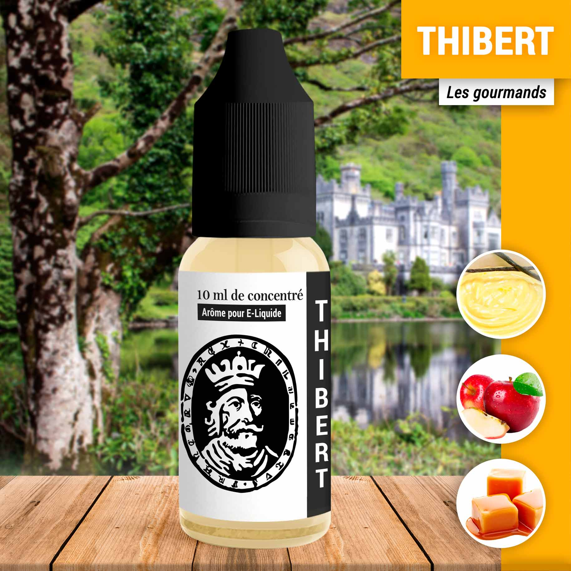 Concentré Thibert 10mL