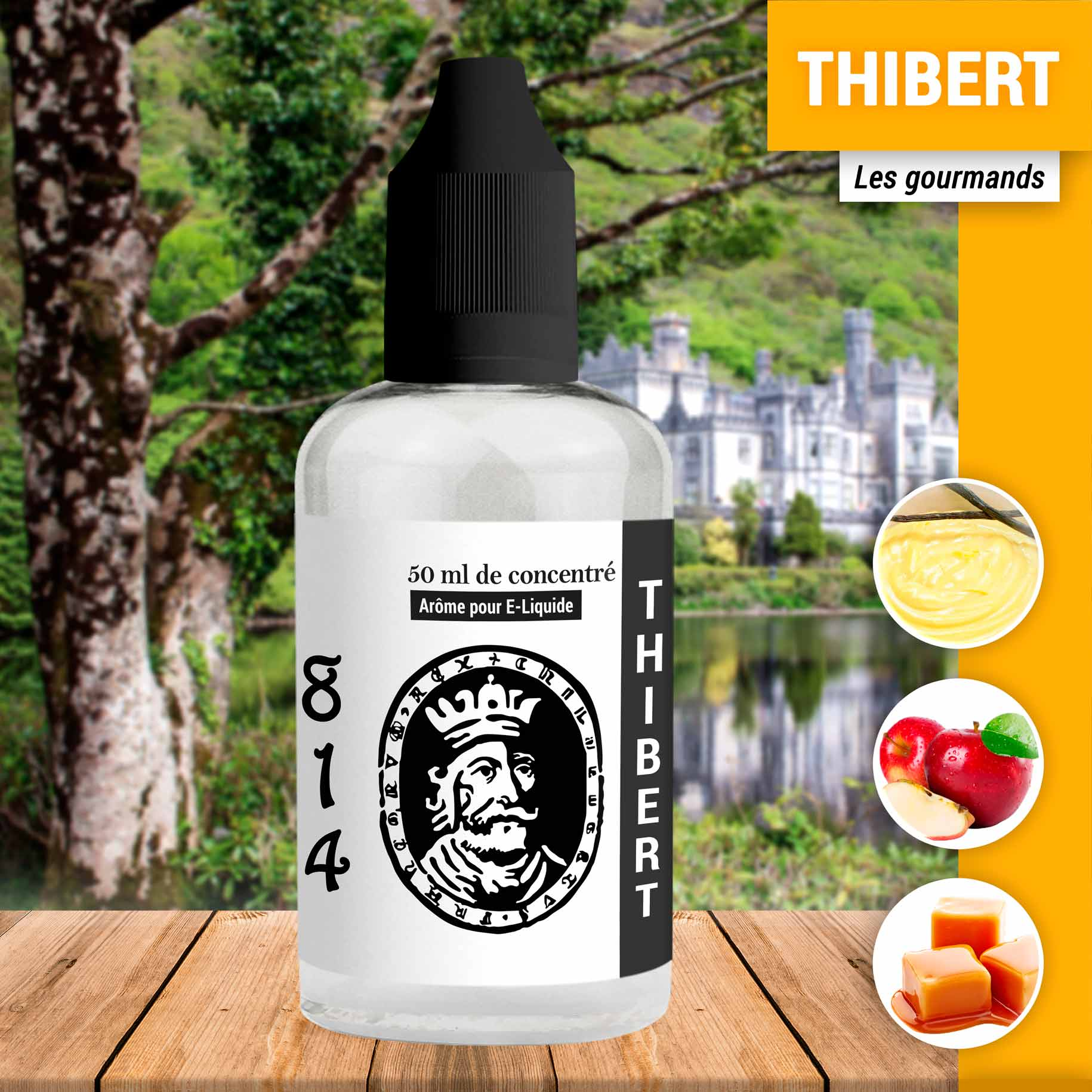 Concentré Thibert 50mL