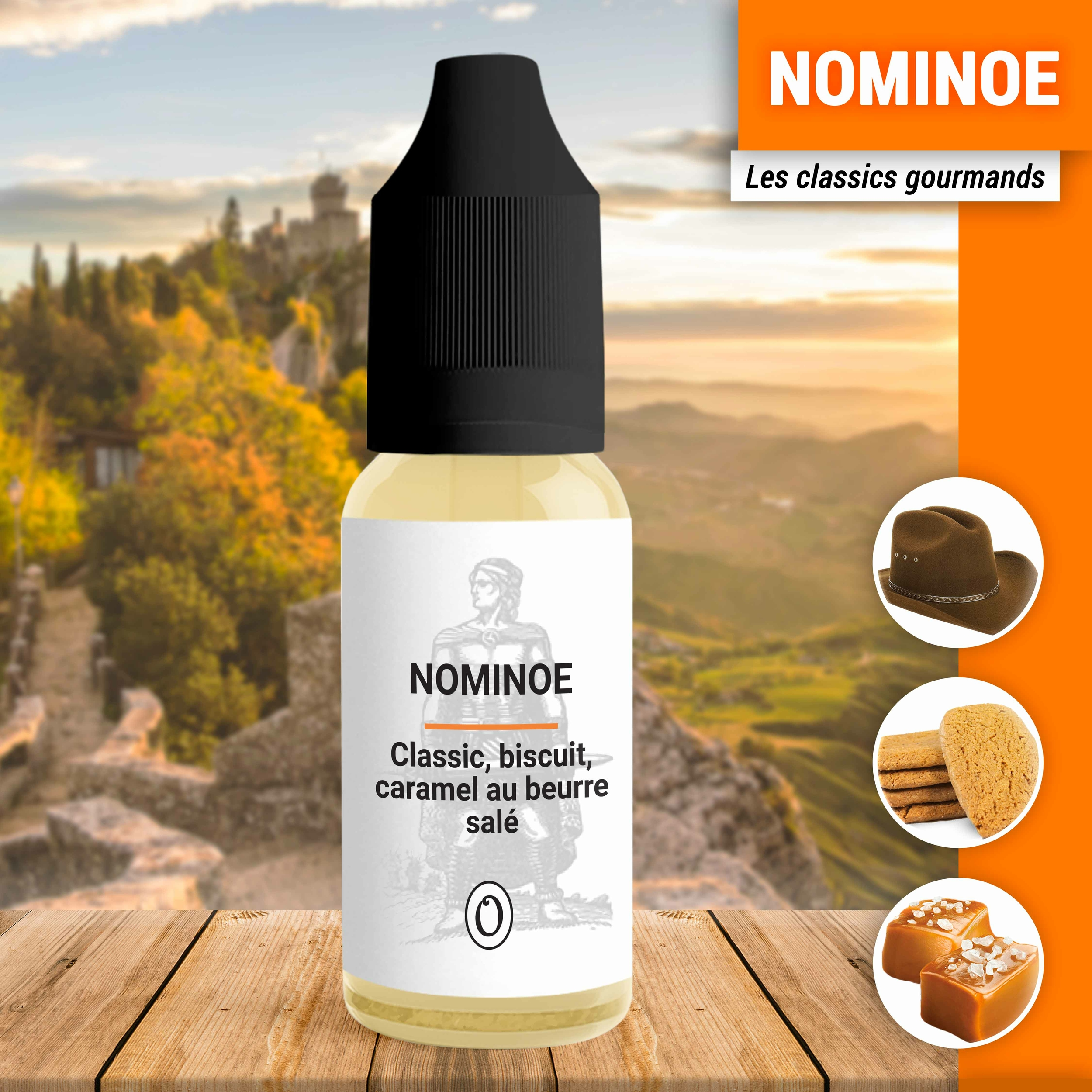 E-liquide Nominoe 10ml