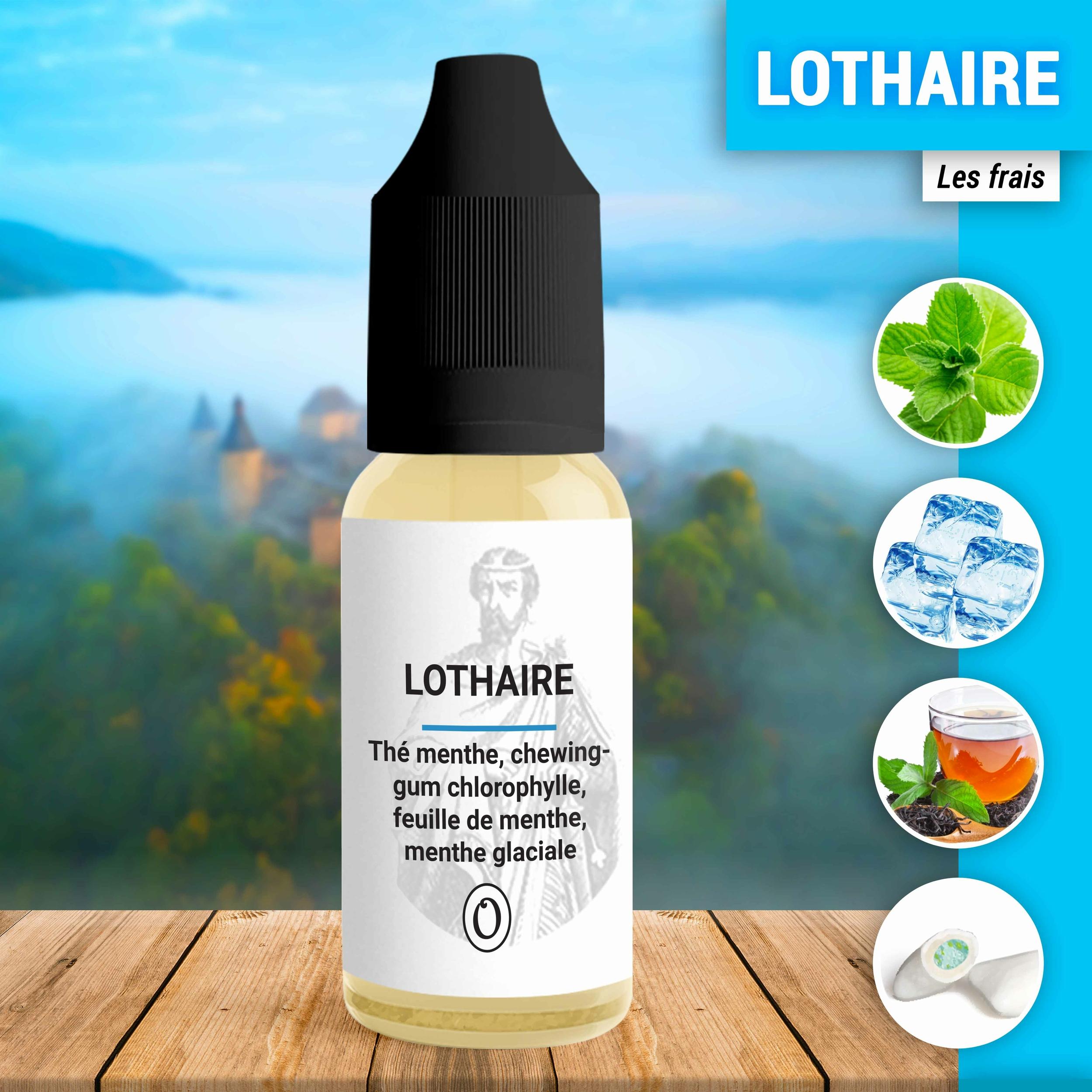 E-liquide Lothaire 10ml