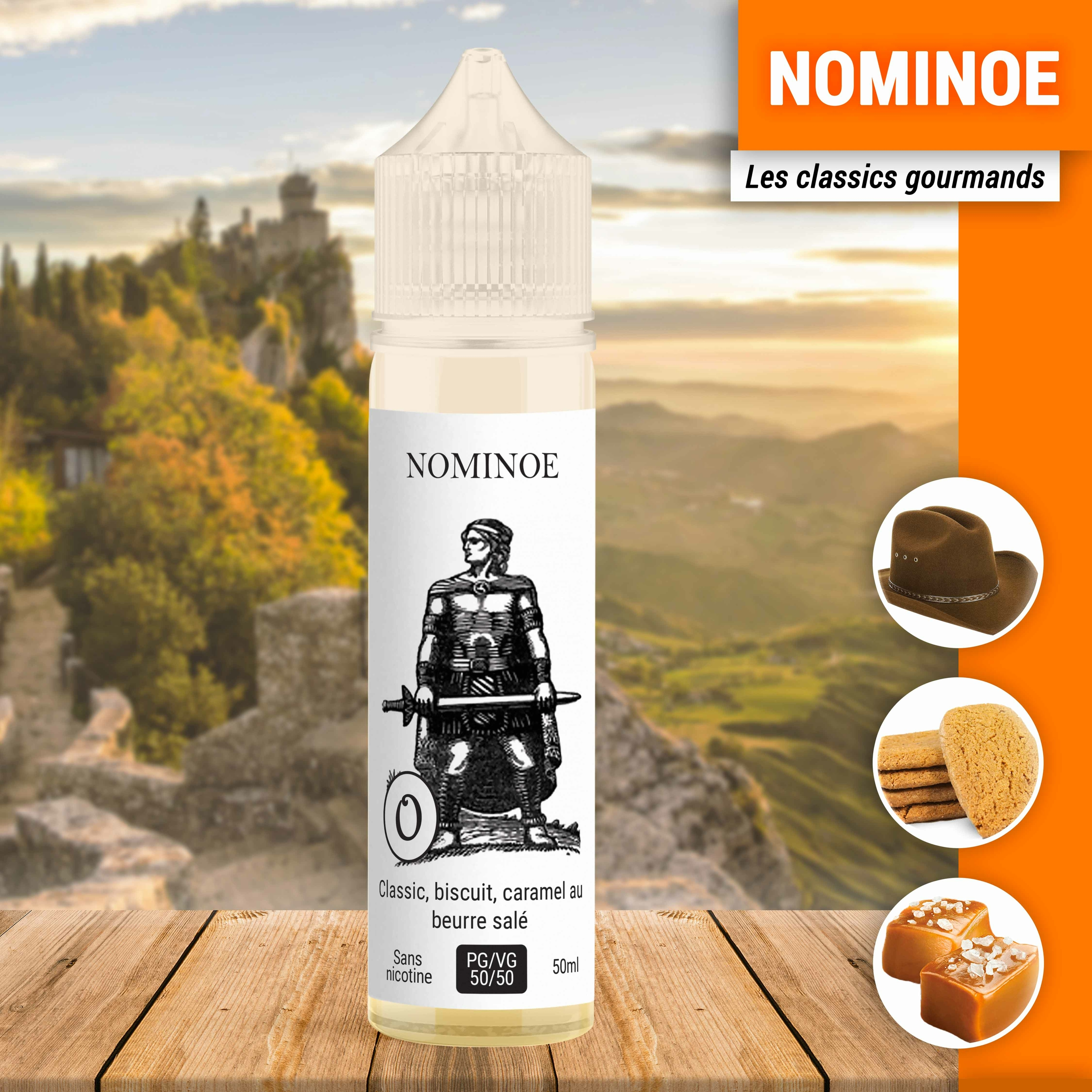 Nominoë 50ml à booster