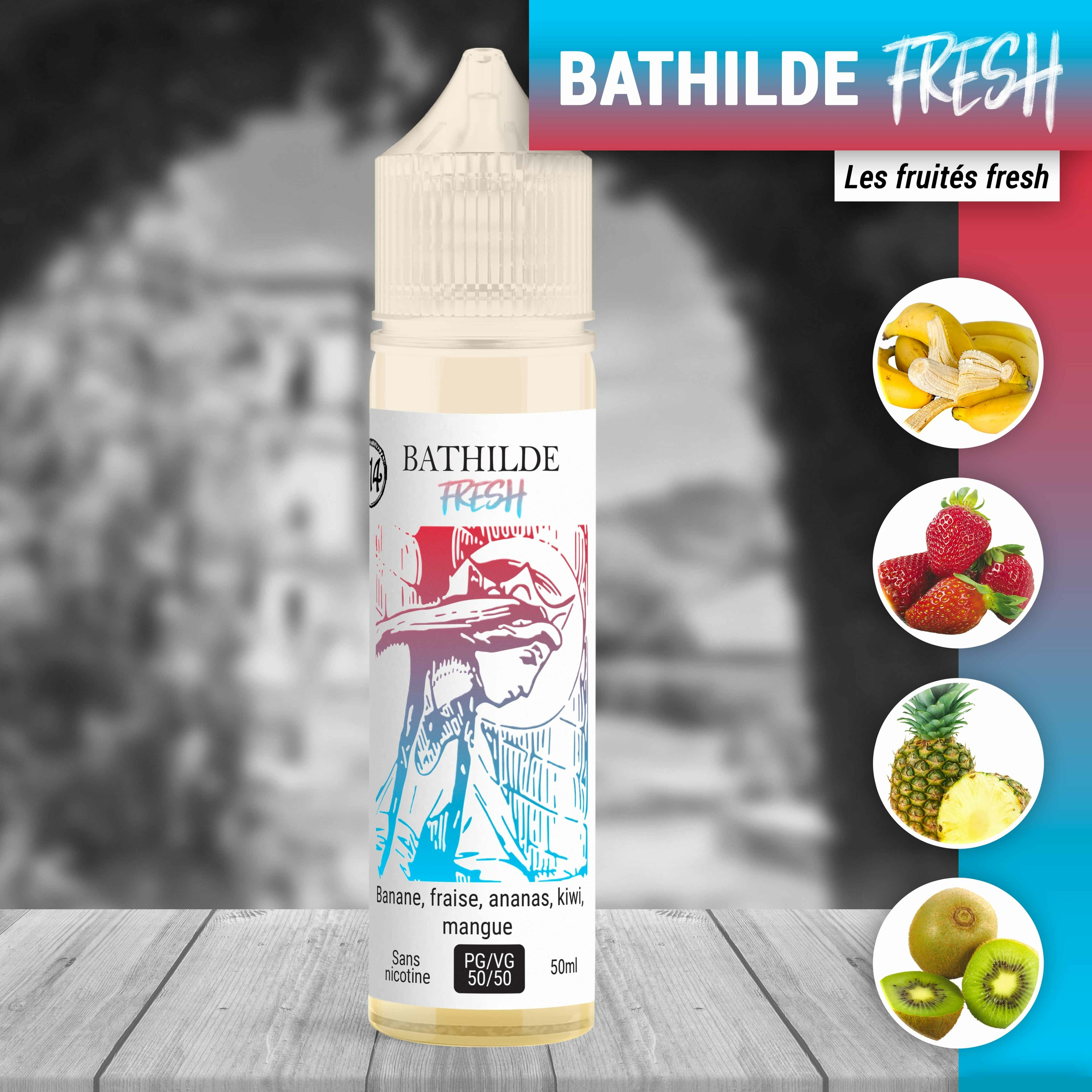 Bathilde fresh 50ml à booster