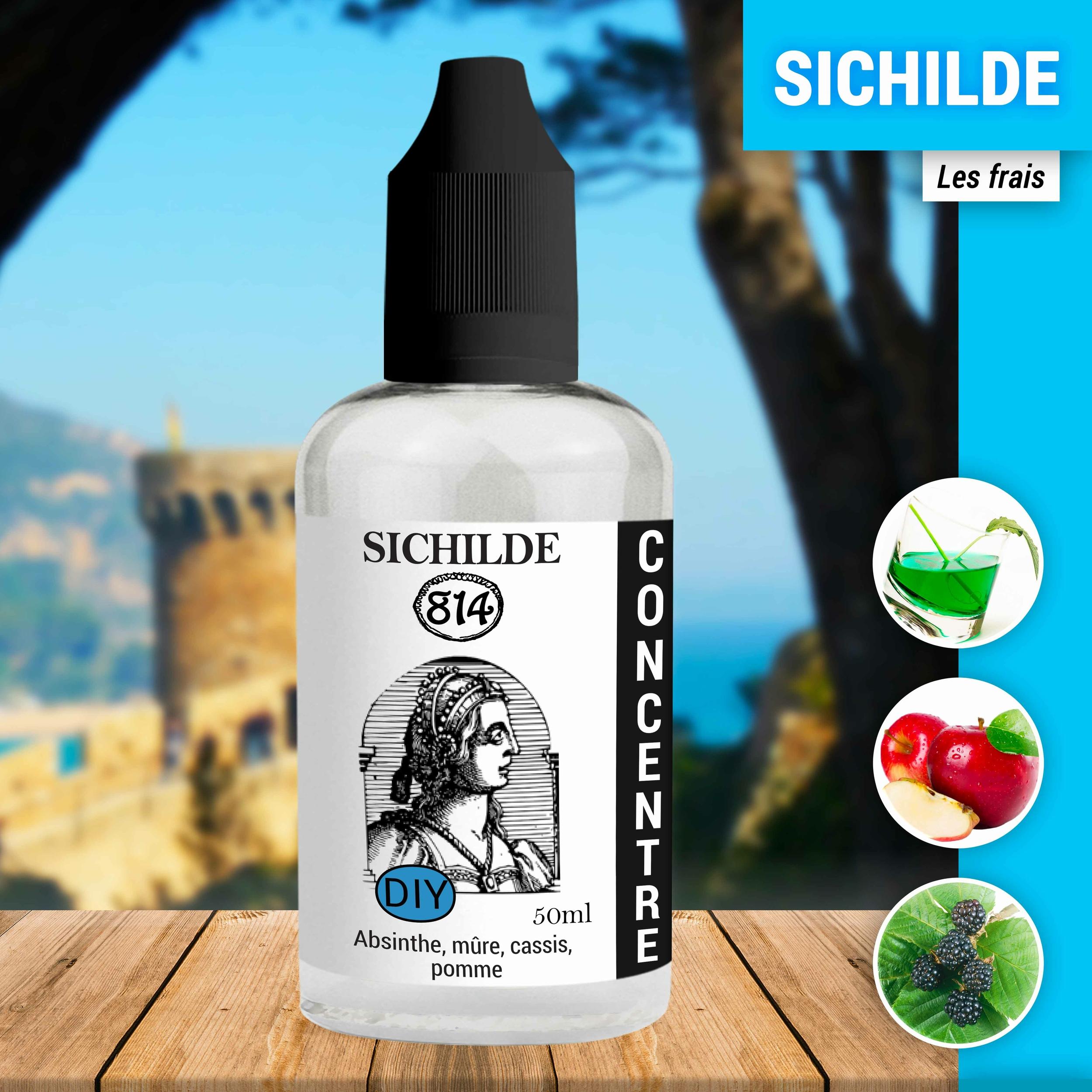 Concentré Sichilde 50mL