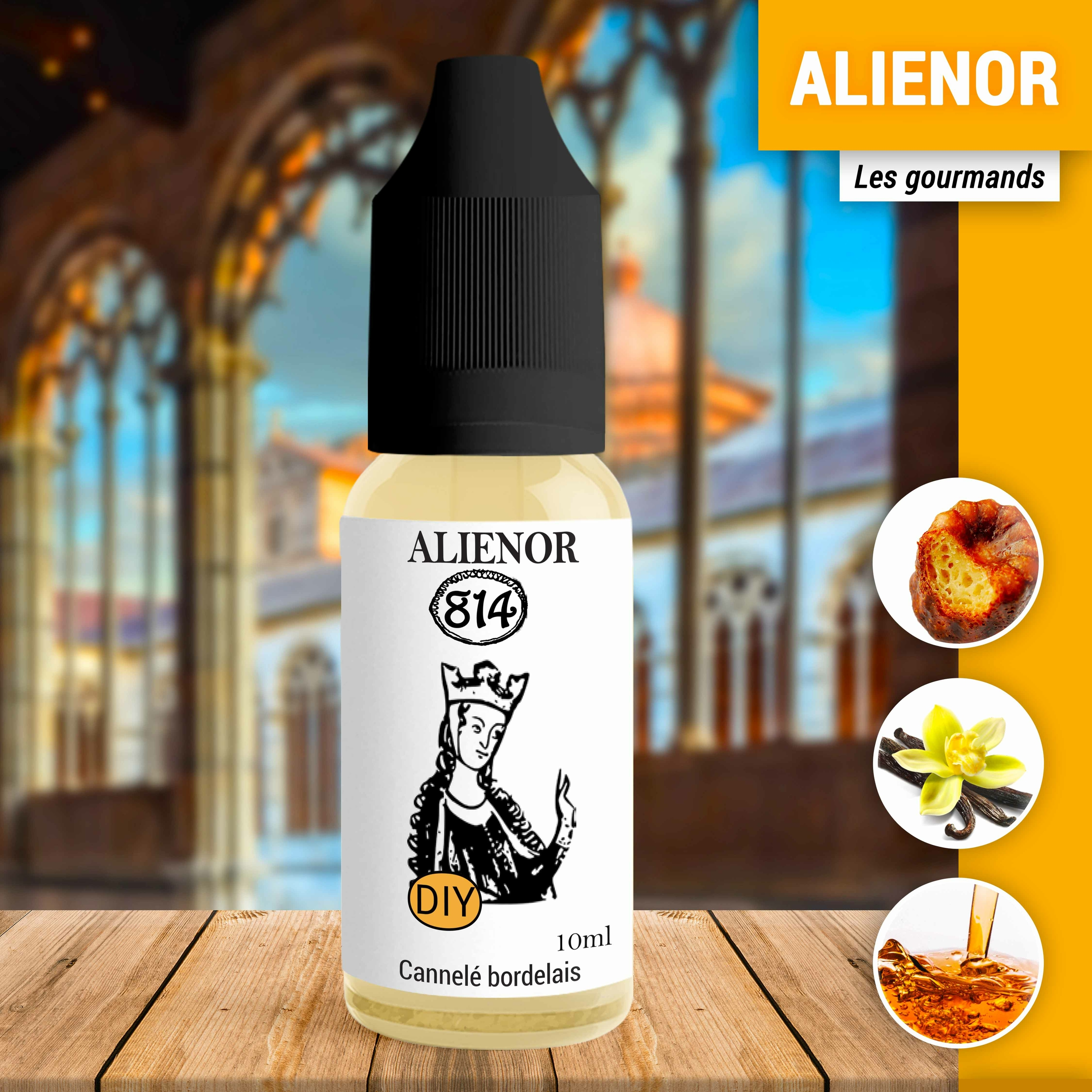 Concentré Alienor 10ml