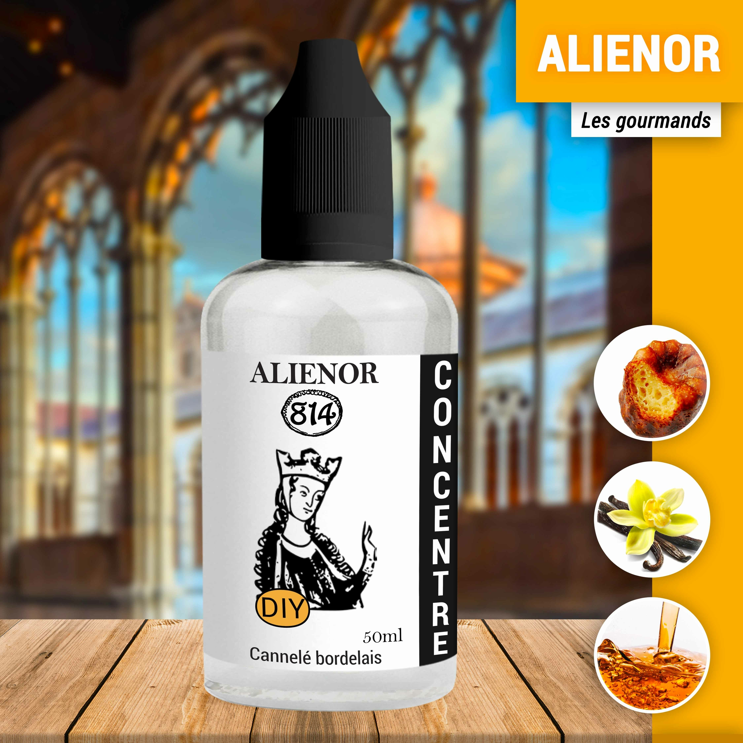 Concentré Alienor 50ml