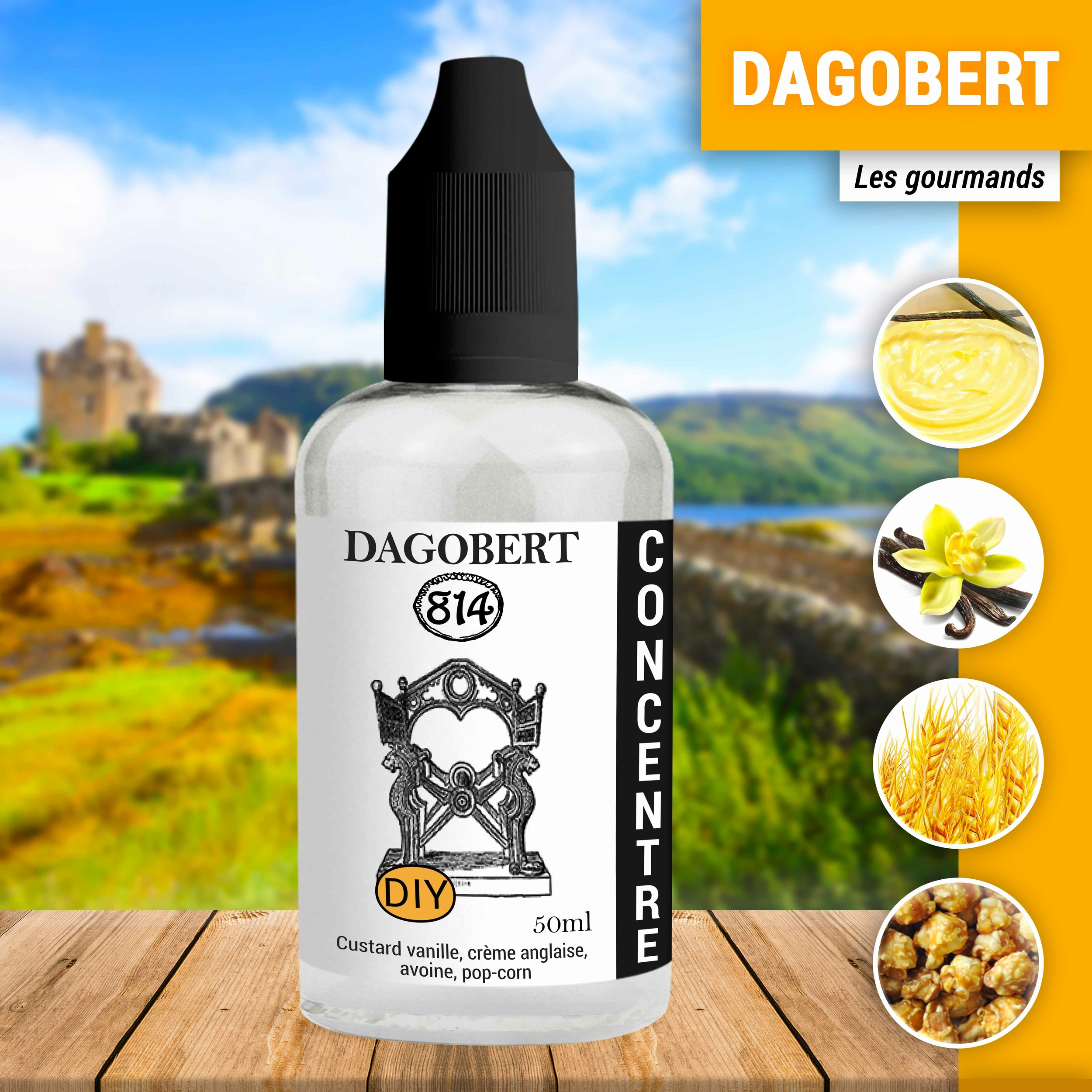 Concentré Dagobert 50ml