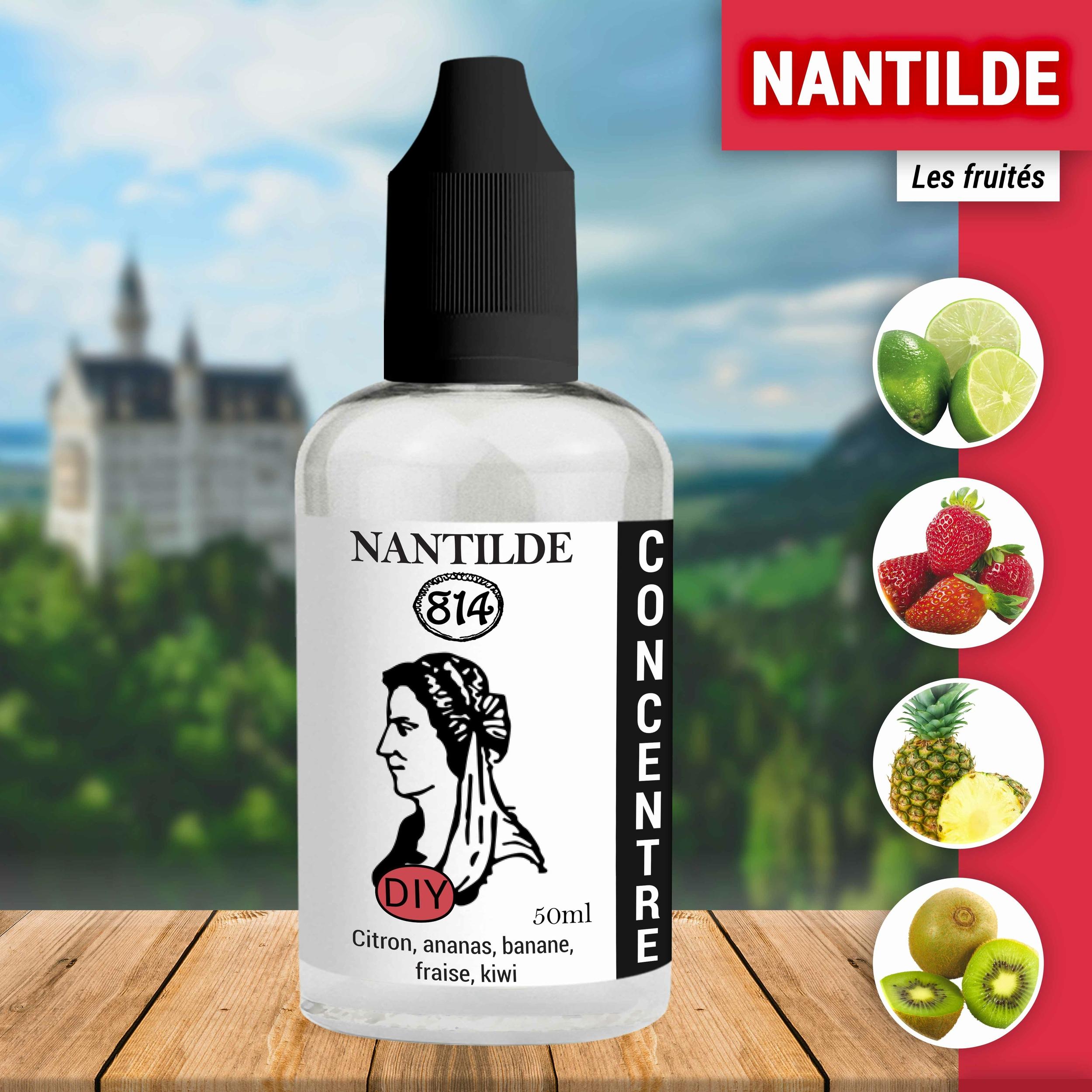 Concentré Nantilde 50ml