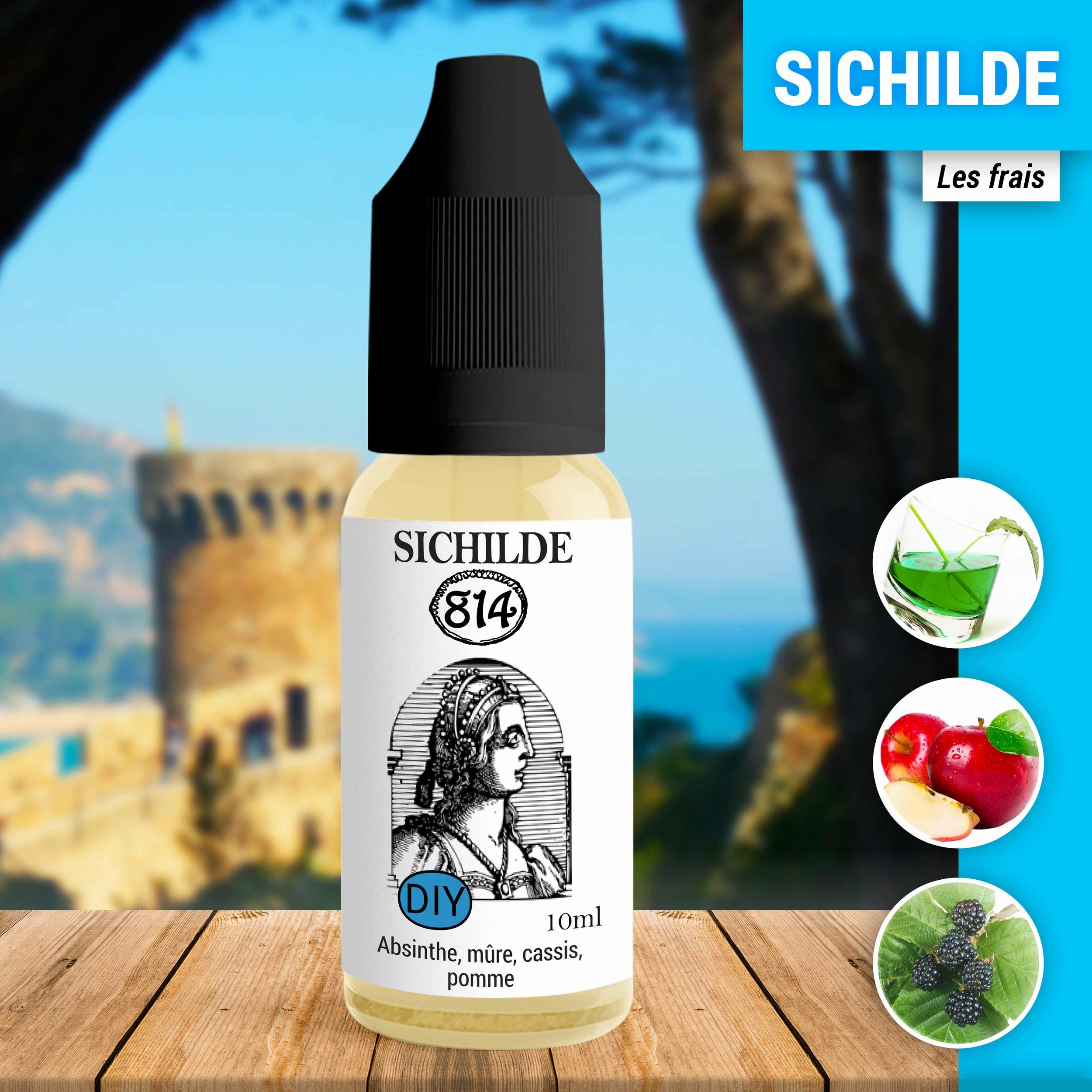 Concentré Sichilde 10ml