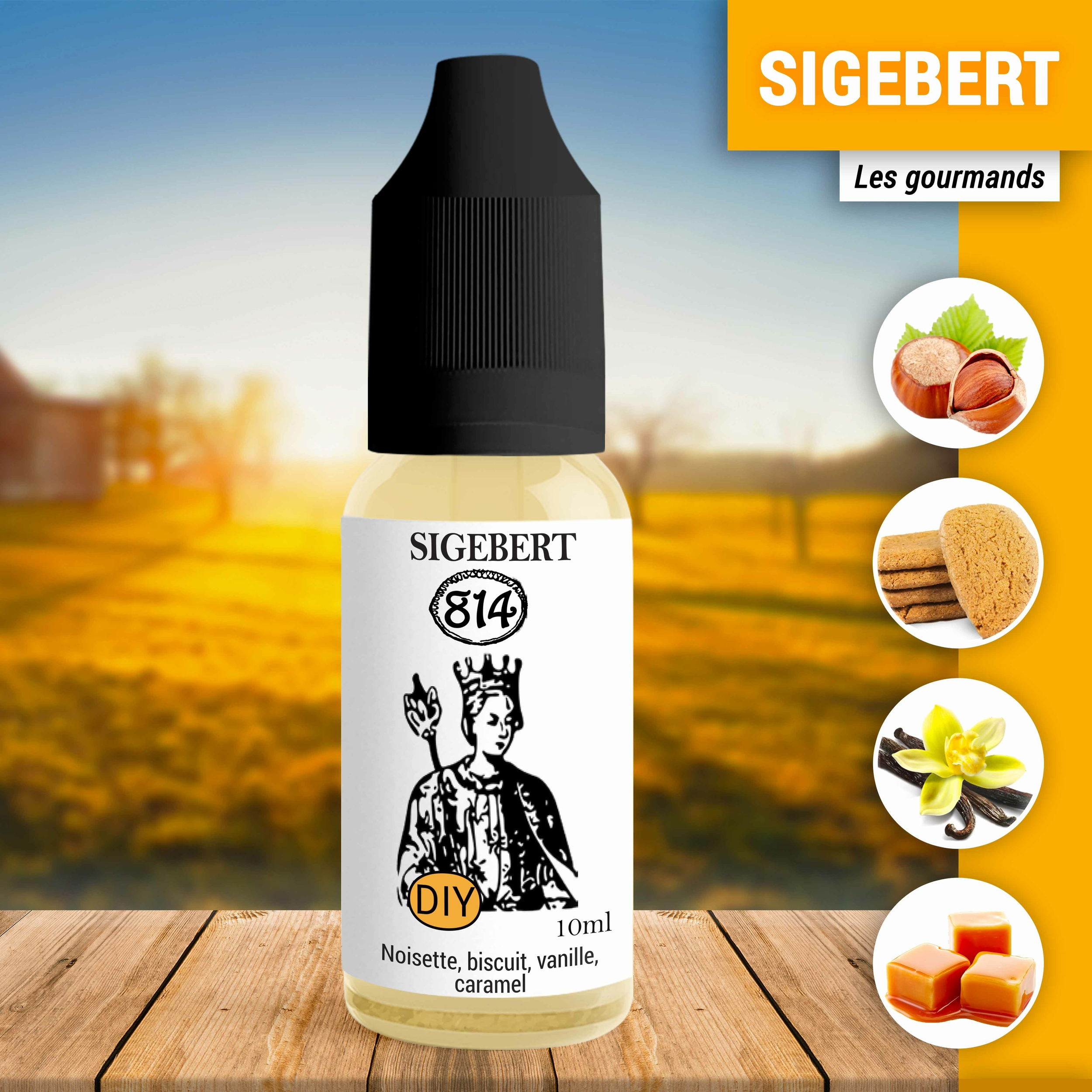 Concentré Sigebert 10ml