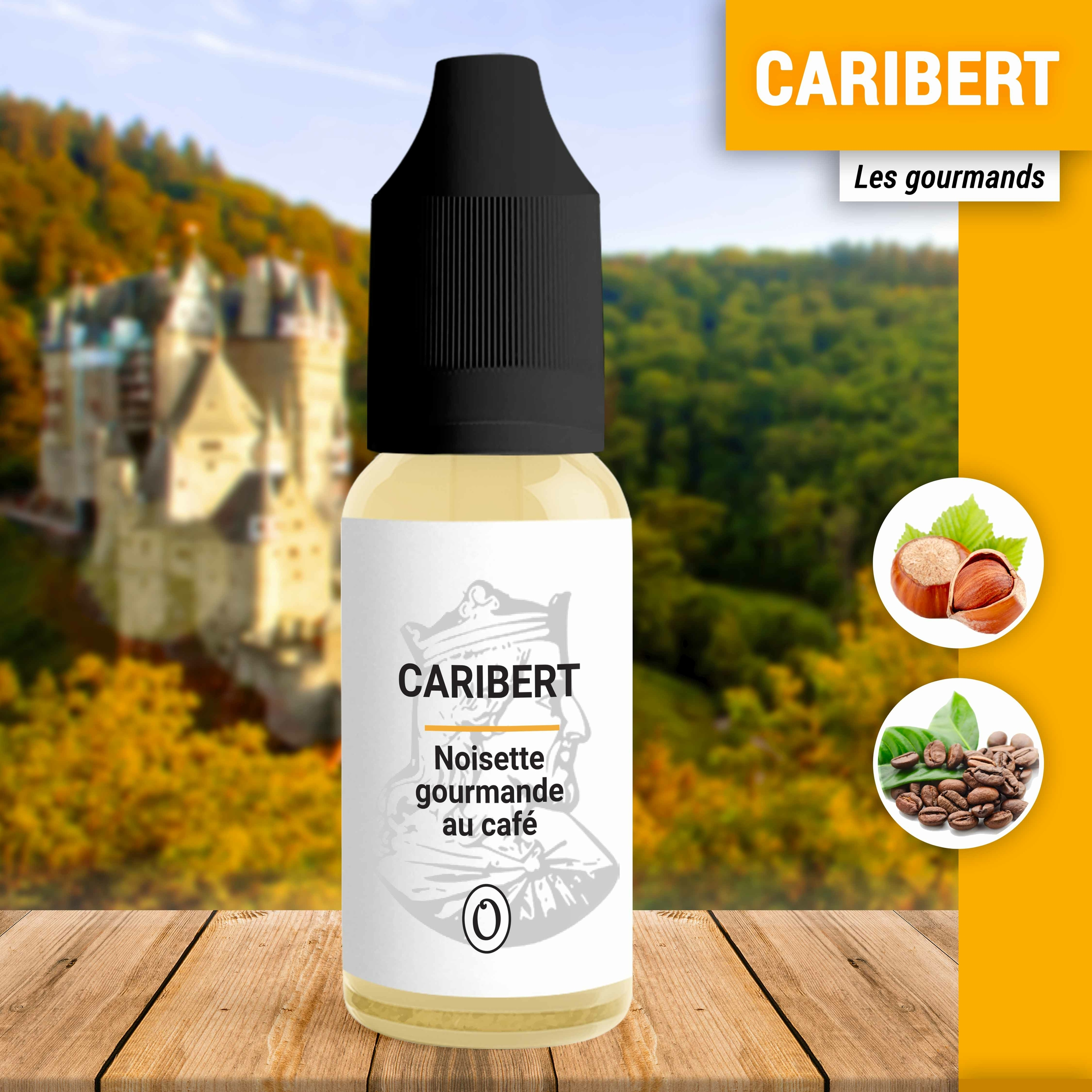 E-liquide Caribert 10ml