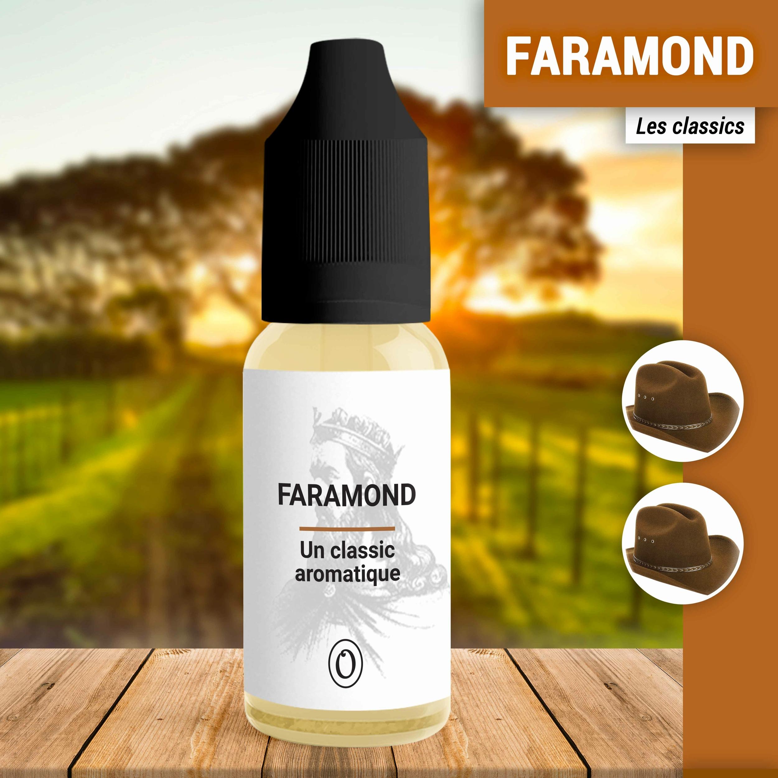 E-liquide Faramond 10ml