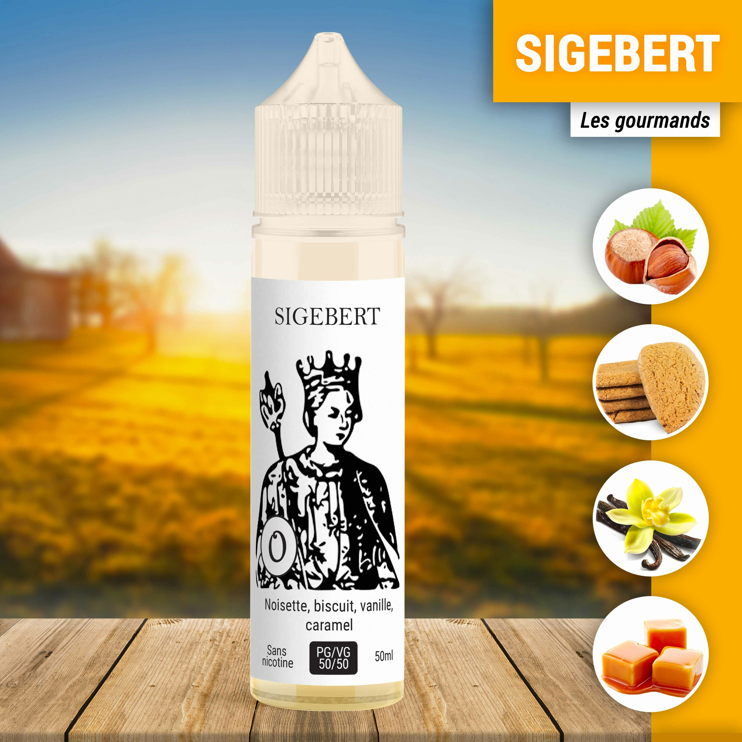 Sigebert 50ml à booster