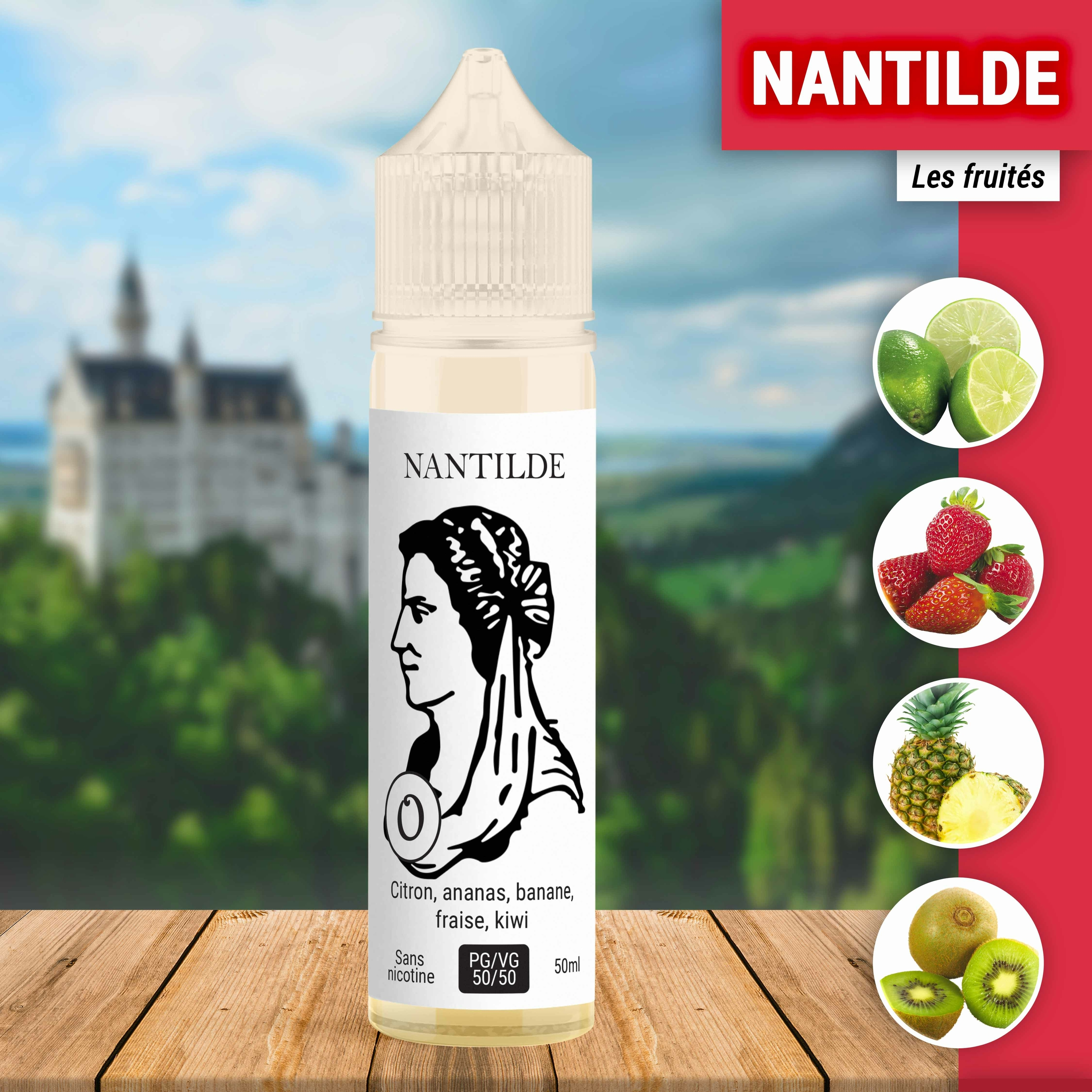 Nantilde 50ml à booster