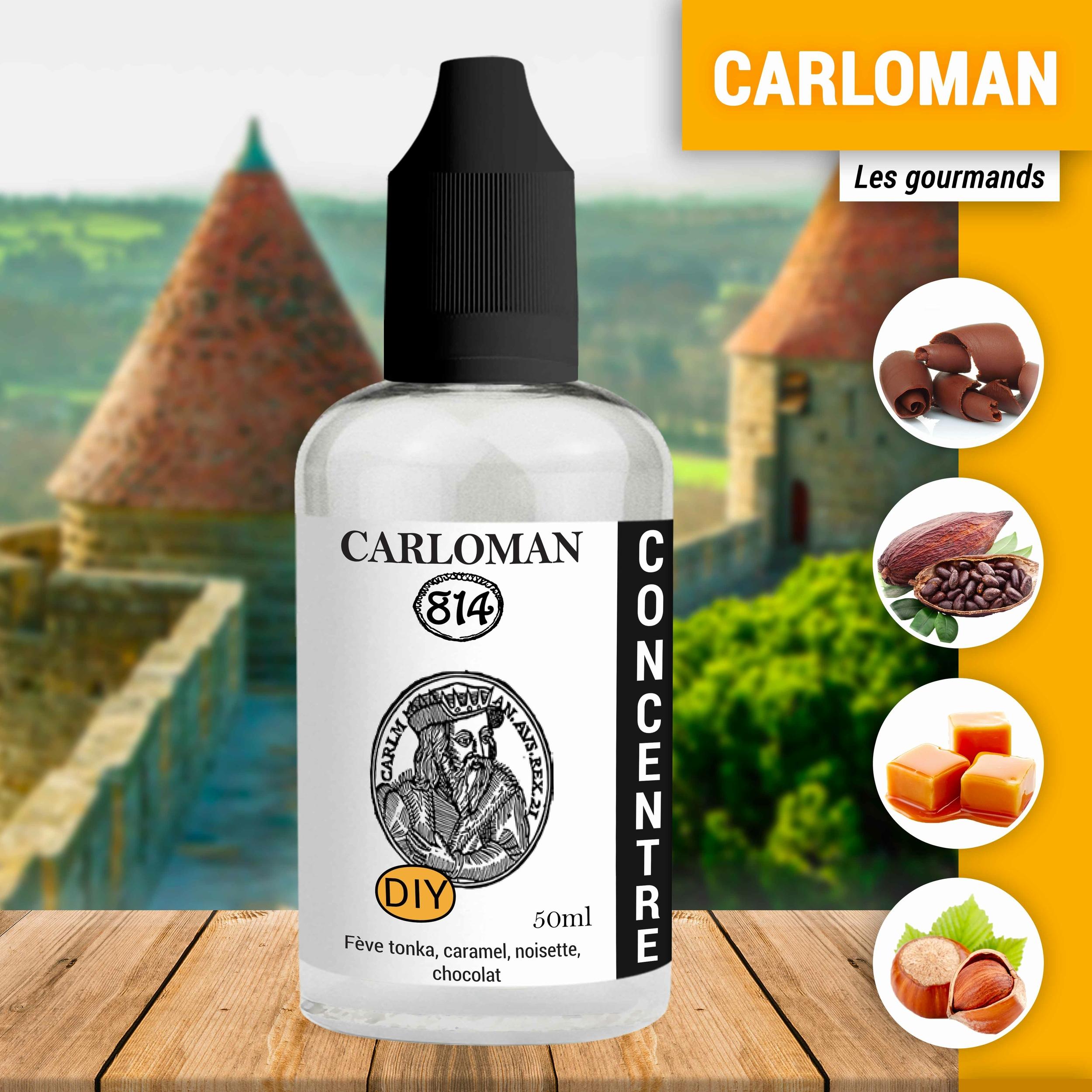 Concentré Carloman 50ml
