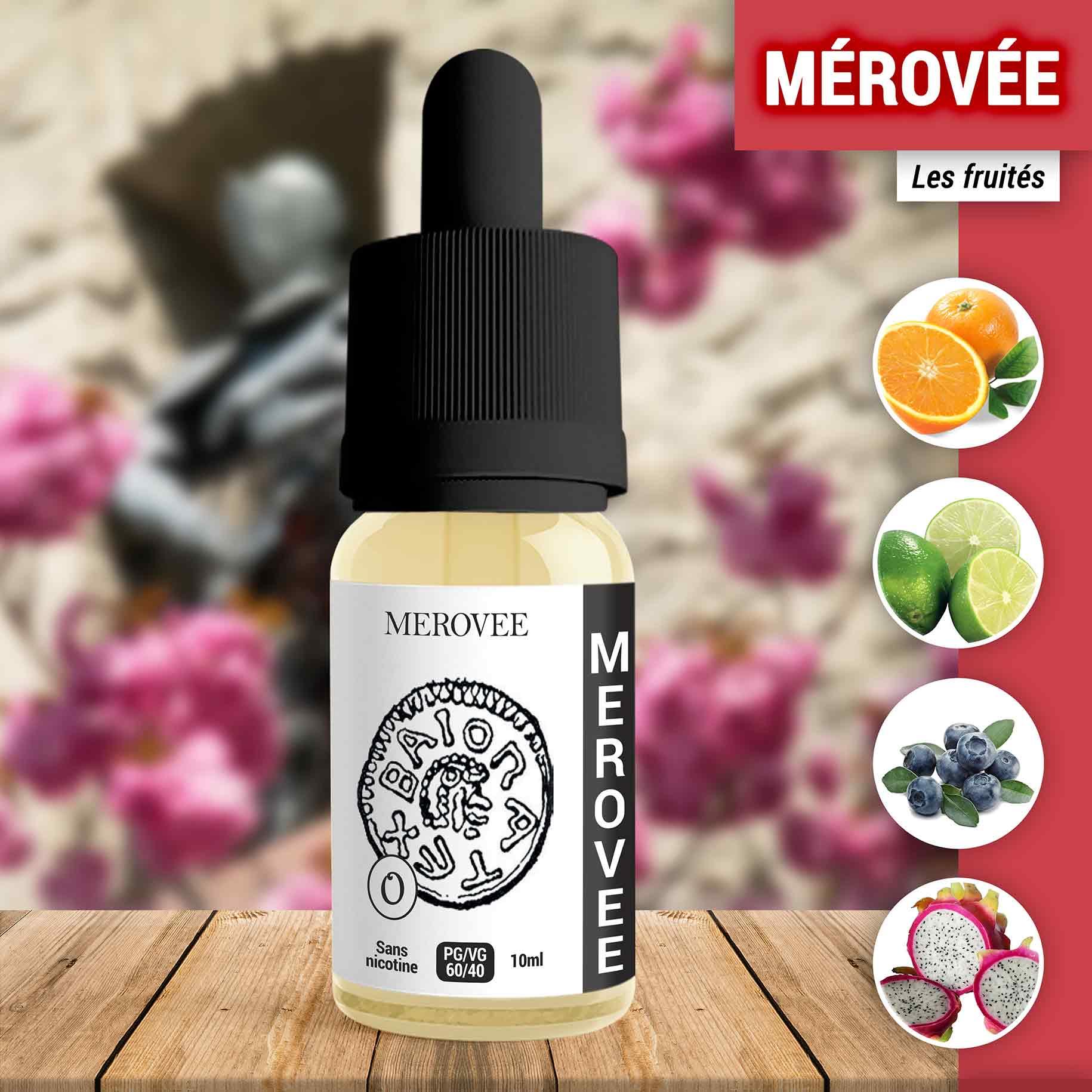 E-liquide Merovee 10ml