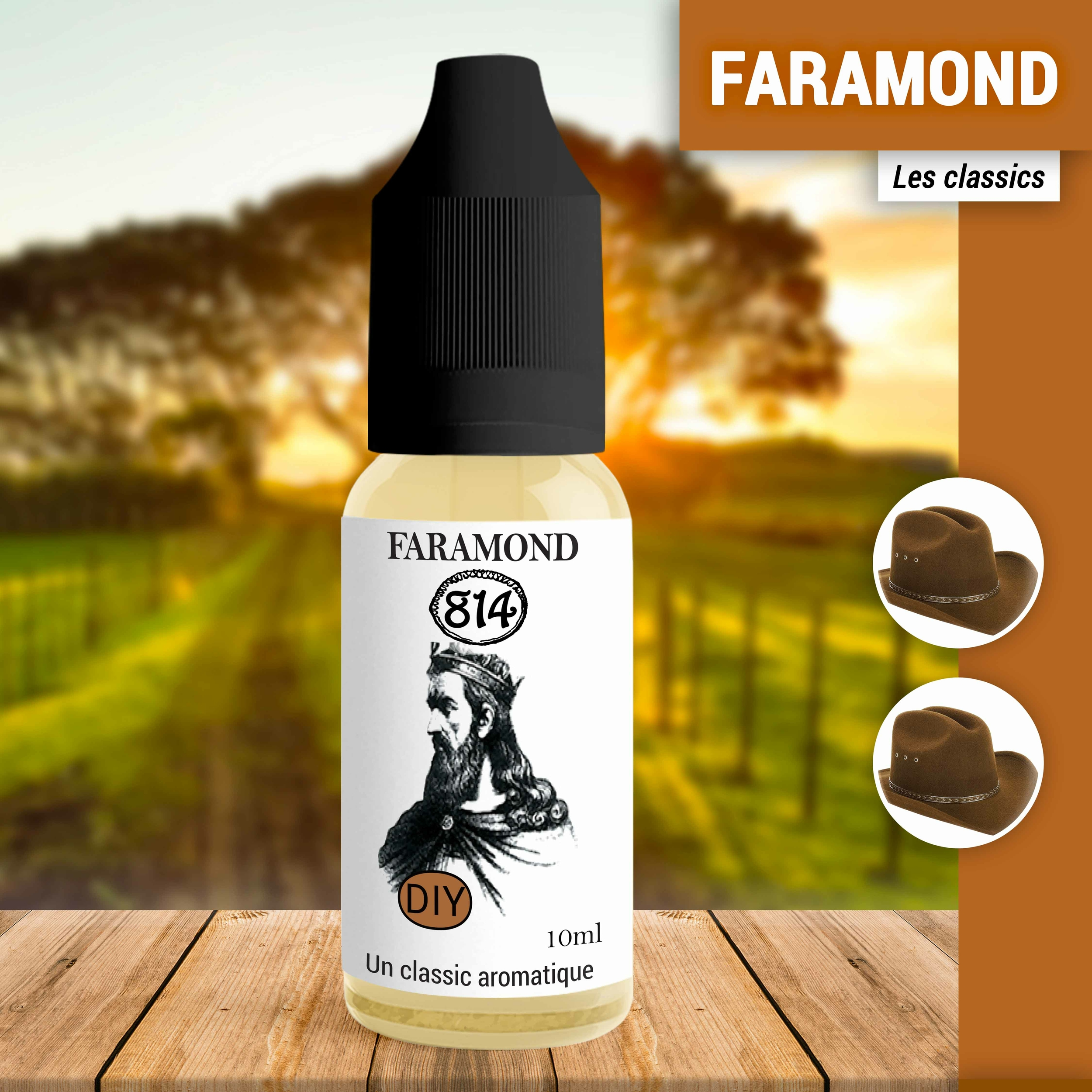 Concentré Faramond 10mL