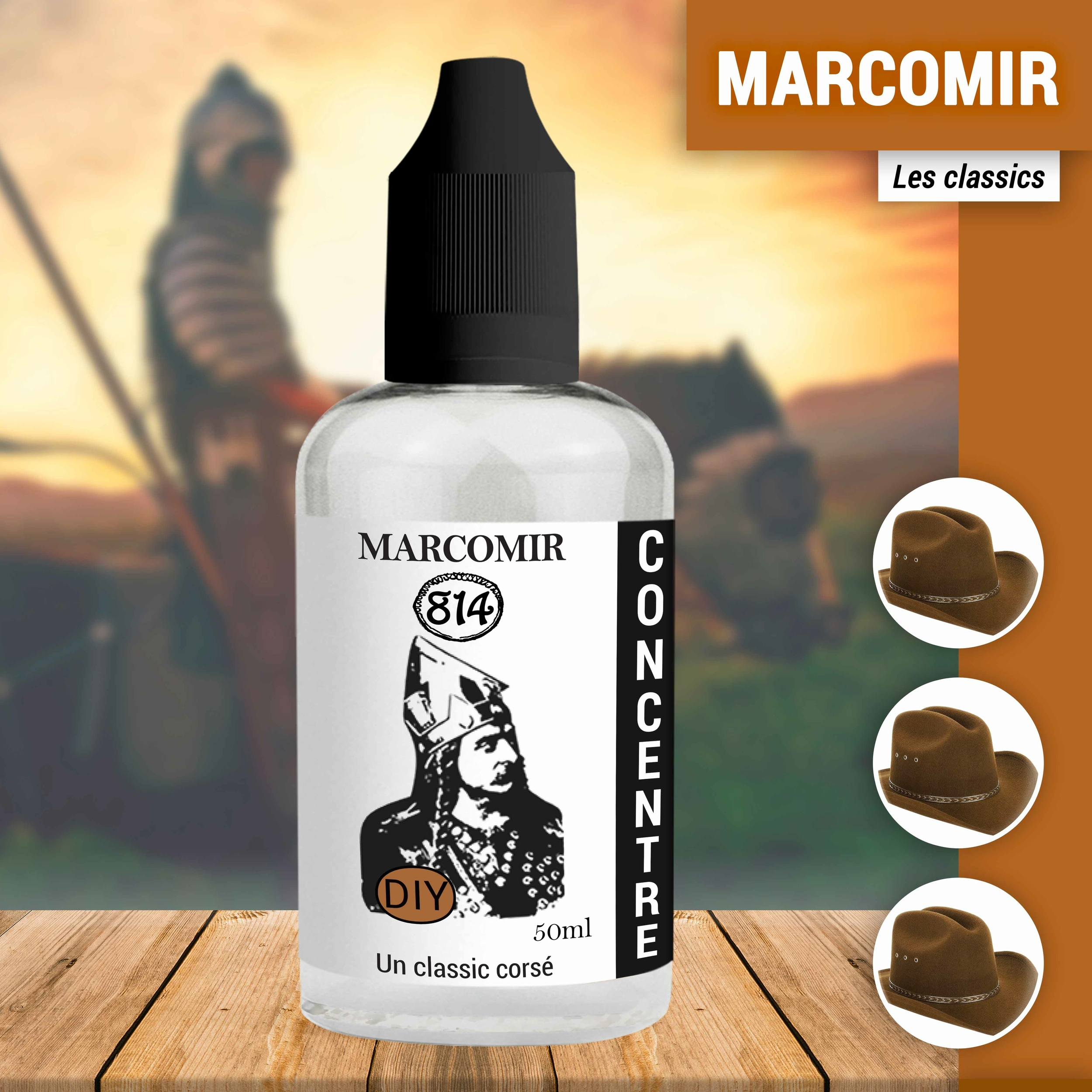 Concentré Marcomir 50ml