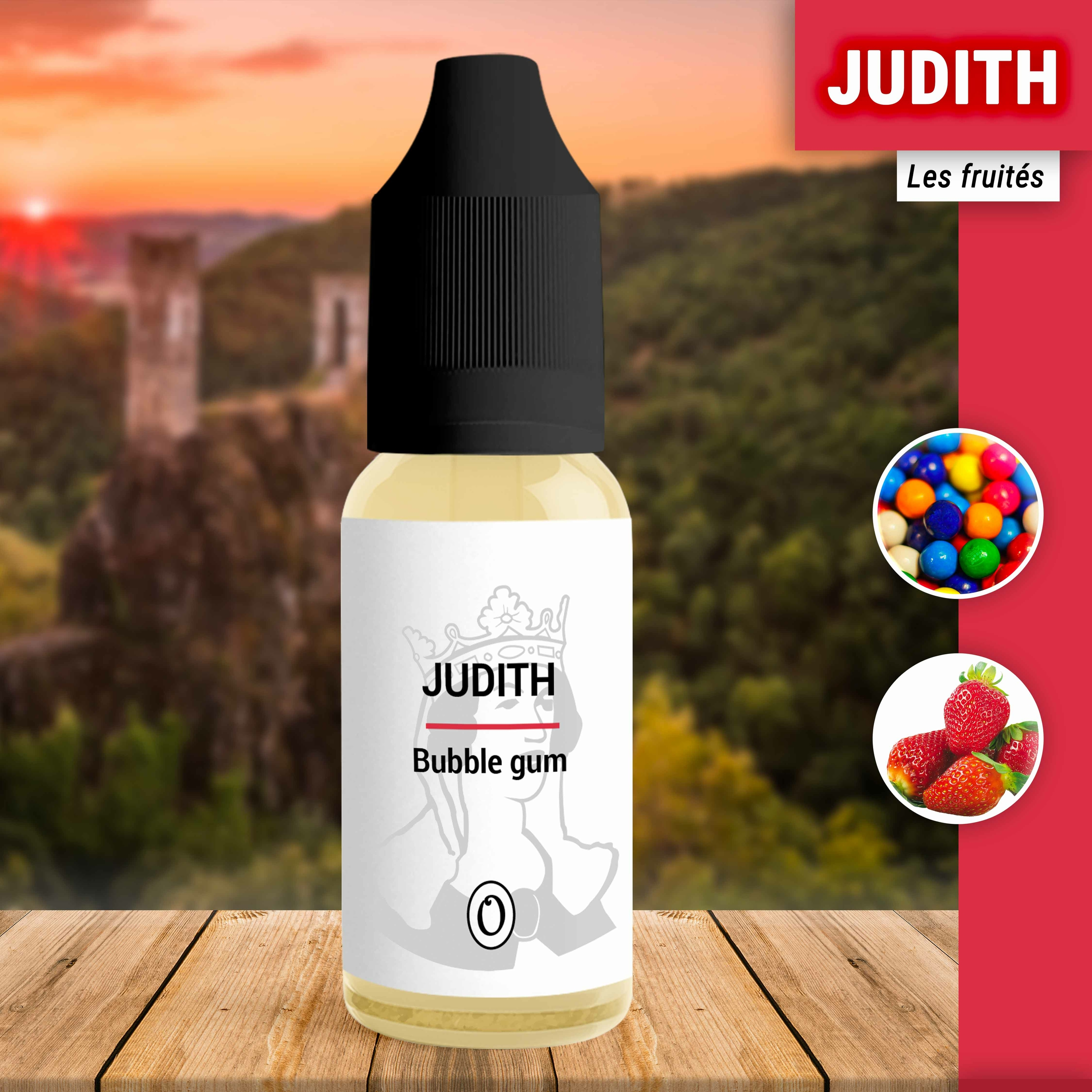 E-liquide Judith 10mL