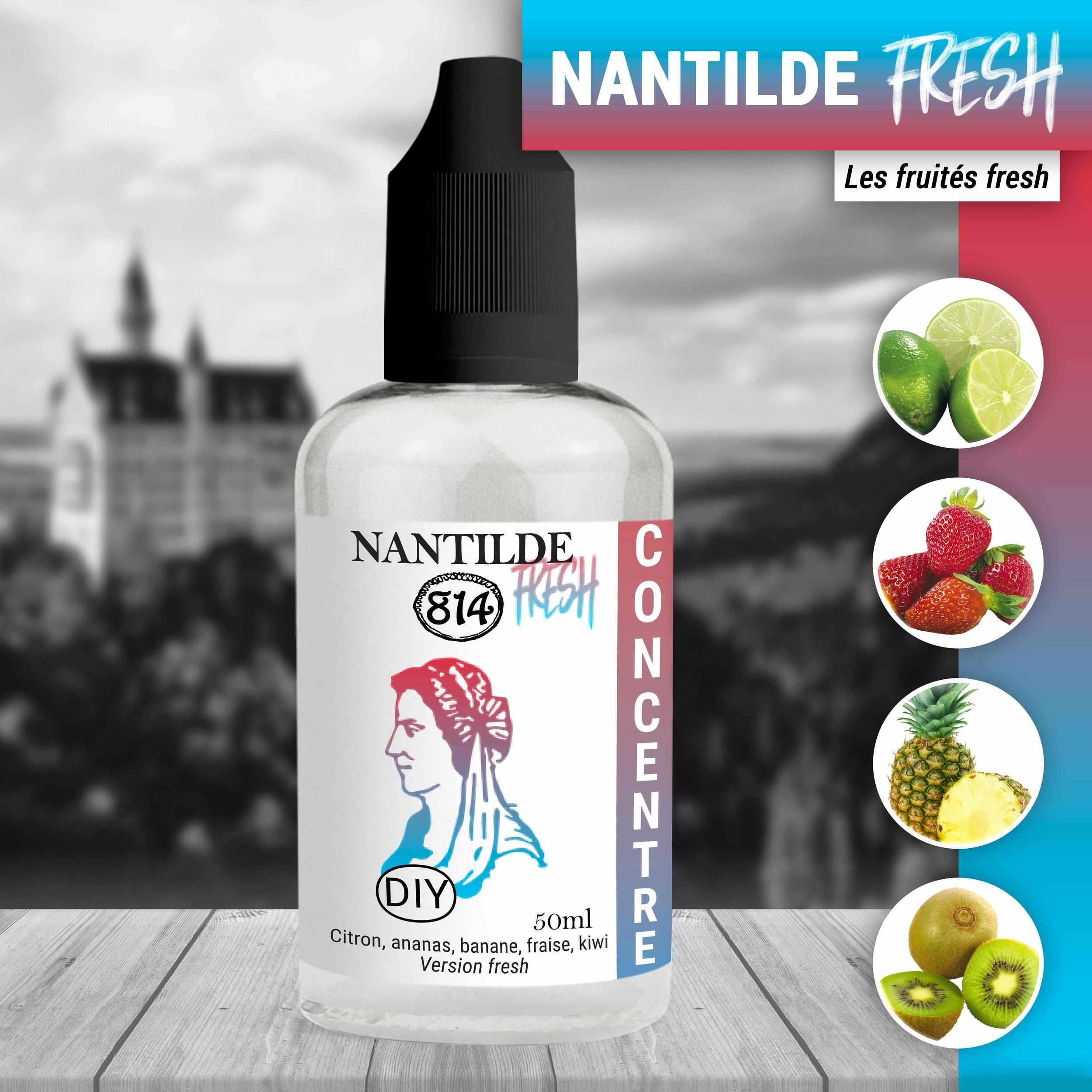 Concentré Nantilde fresh 50ml
