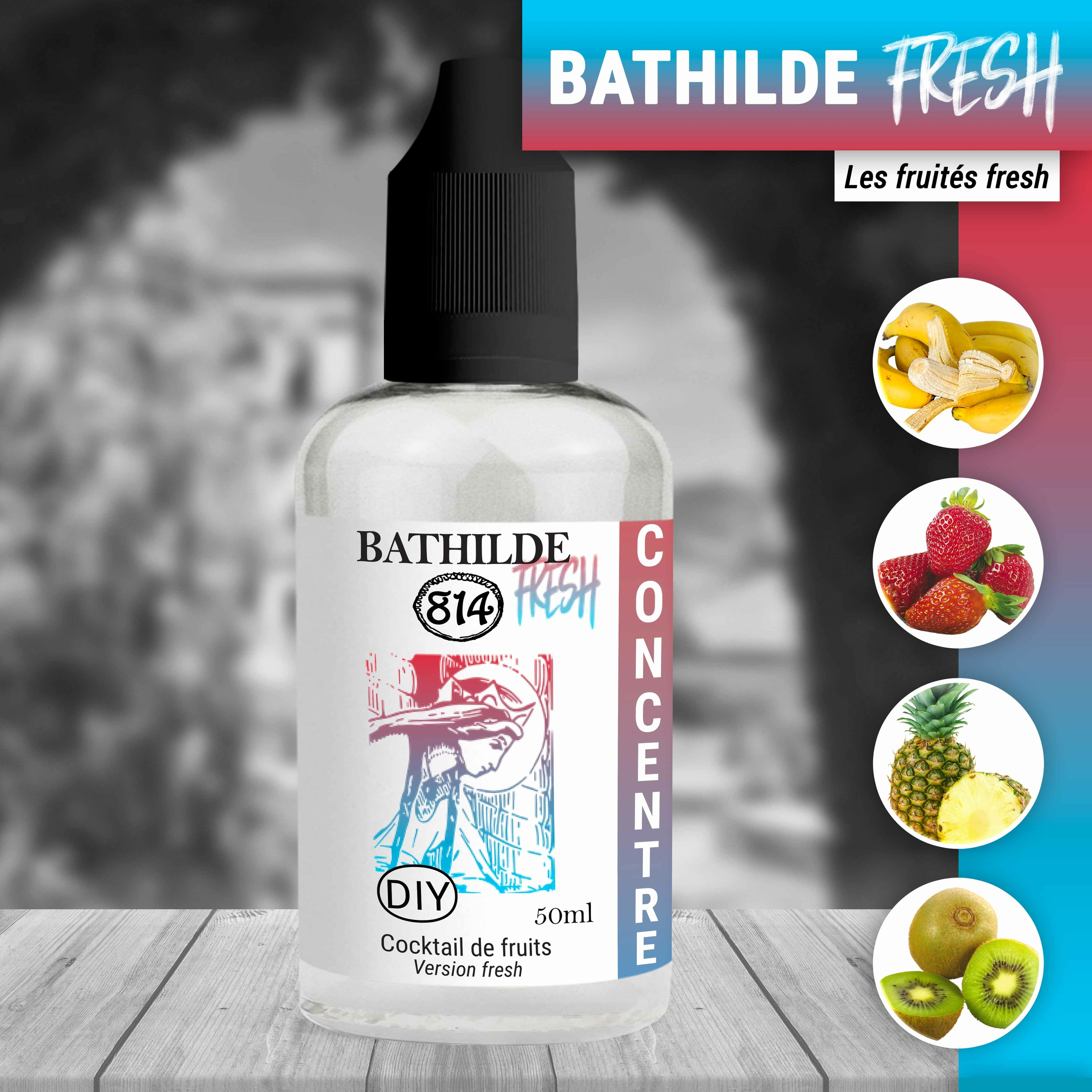 Concentré Bathilde fresh 50ml