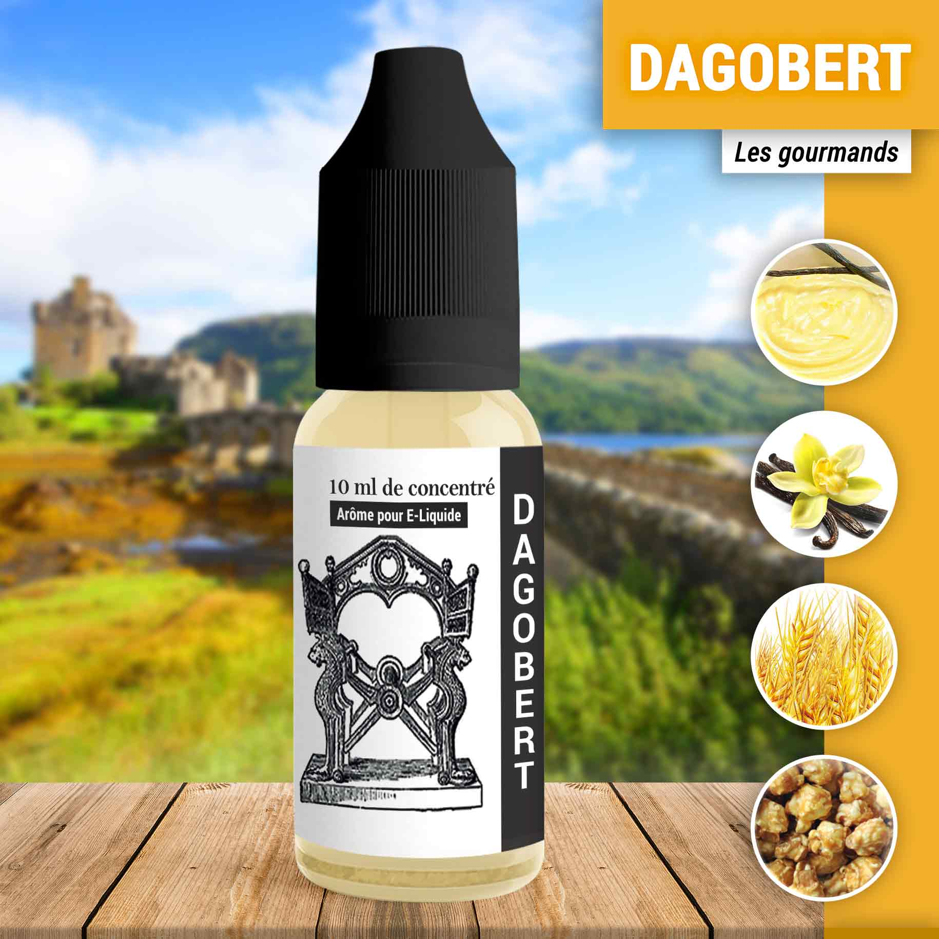 Concentré Dagobert 10ml